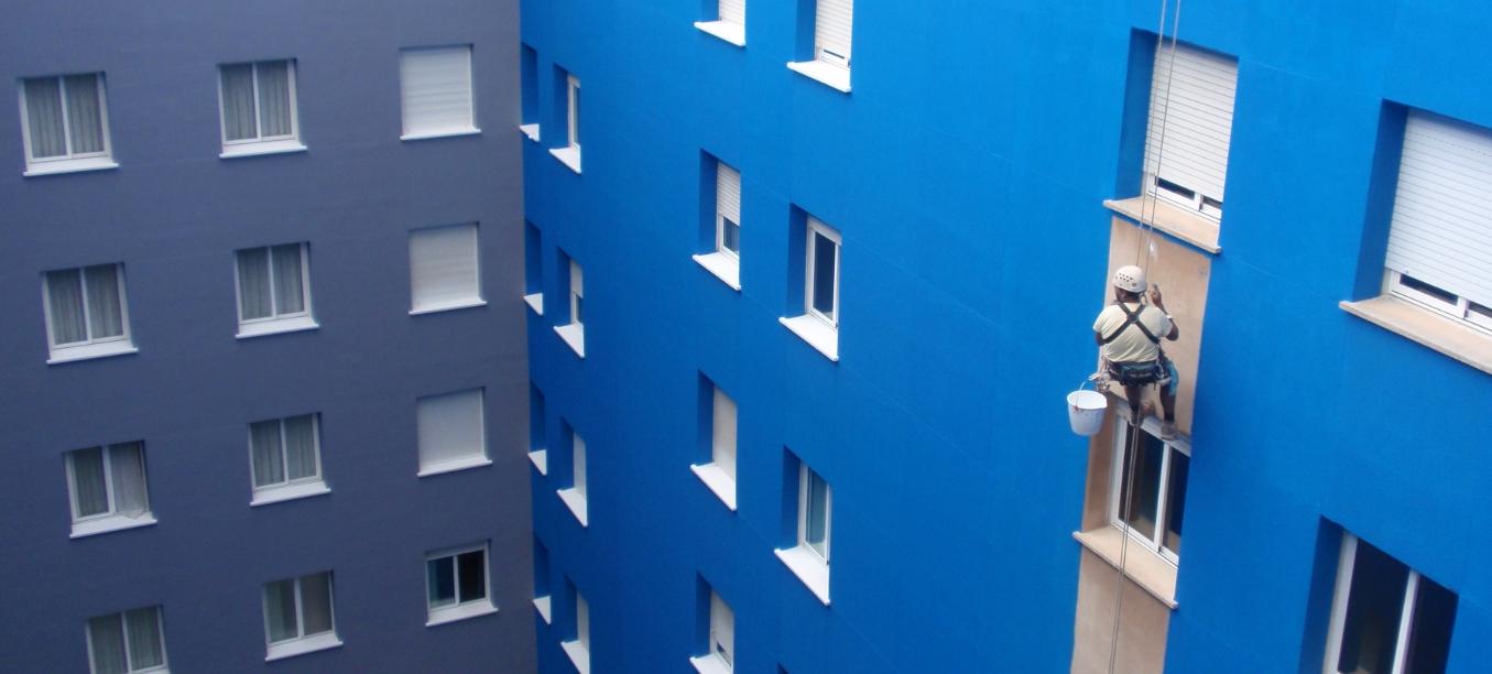 Pintura de edificios & Torres residenciales